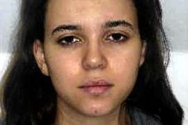 french terrorist's girlfriend
