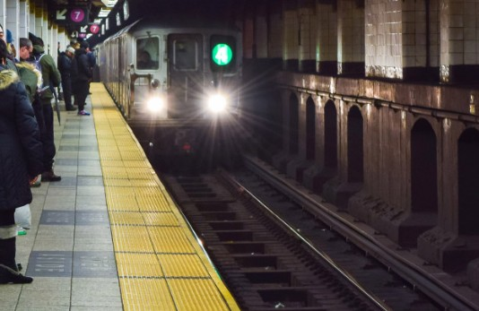 woman falls to her death peeing between subway cars