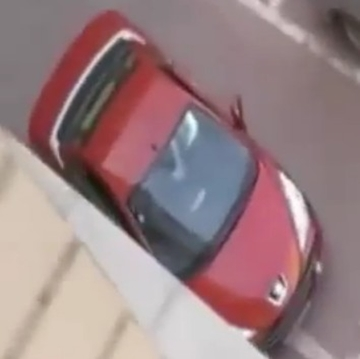 don't let people steal parking spots