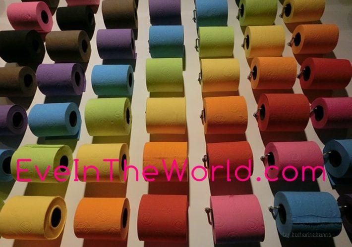corona virus toilet paper